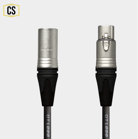 Black AES/EBU Digital Cable