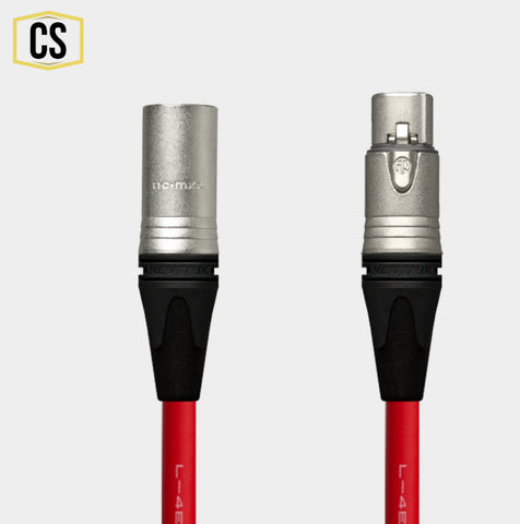 Red Star Quad Microphone Cable