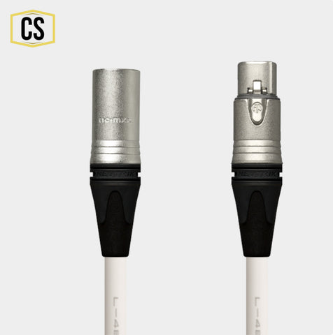 White Star Quad Microphone Cable