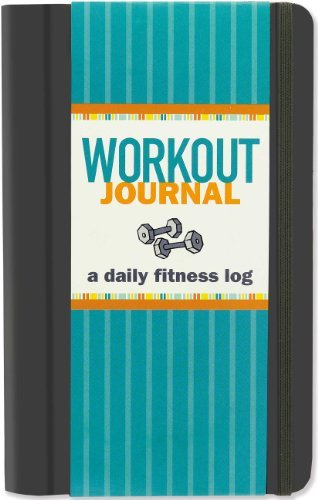 Workout Journal (Diary, Notebook, Fitness) by Claudine Gandolfi (2013-01-11)