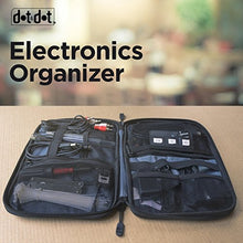 Electronics Bag Electronic Travel Organizer - Gadget Bag for Tech Accessory Storage
