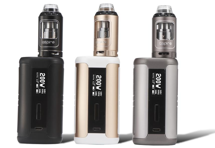 Aspire Speeder Full Kit