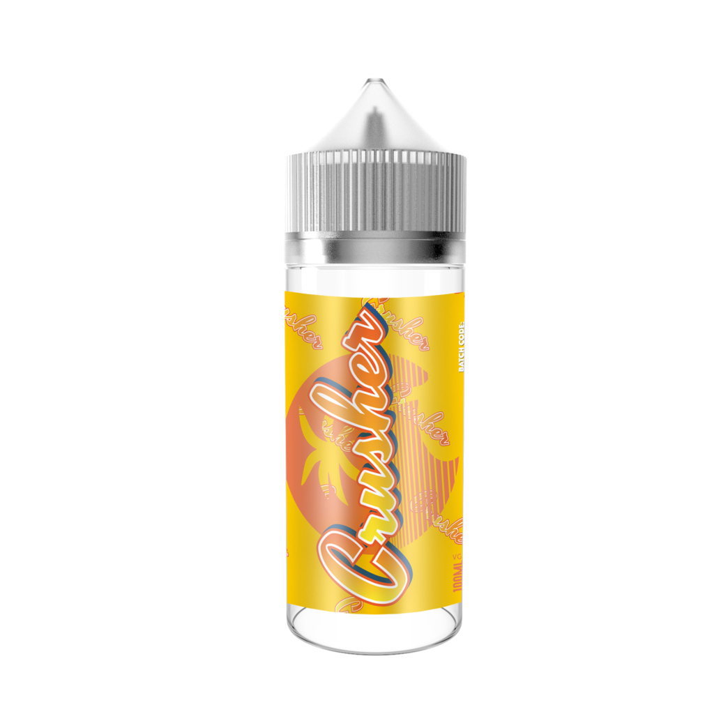 Crusher - Mango - 100ml Shortfill