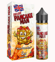 Vape Pancakes - Pancake Man DELUXE 0mg 50ml Shortfill
