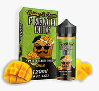 Mango & Cream French Dude 100ml