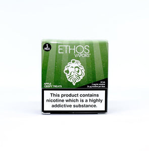Ethos Crispy Treats - Apple 3 x 10ml Multi pack