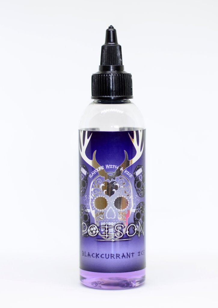 Blackcurrant Ice by Poison 80ml
