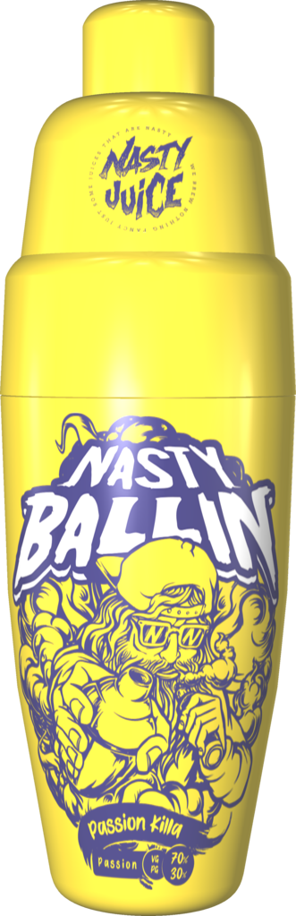 Passion Killa (Nasty Ballin') by Nasty Juice