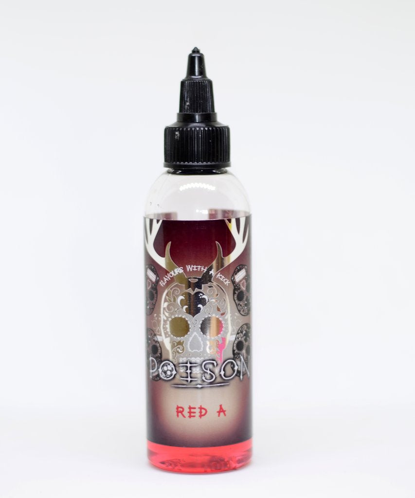 Red A by Poison 80ml