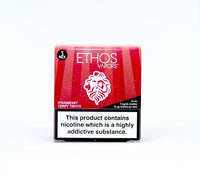 Ethos Crispy Treats - Strawberry 3 x 10ml Multi pack