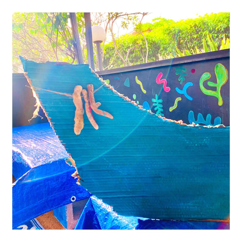 Craft for Kids Canoes Invitation to Create Process Art Experience