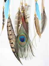 Boho Braided Feather & Bead Head Spocket App