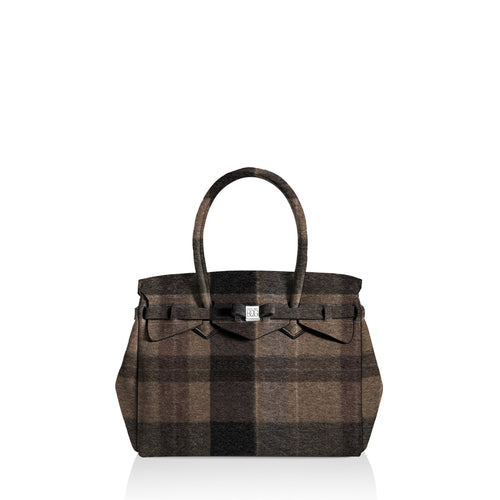 Petite miss*W-brown/wool-brown
