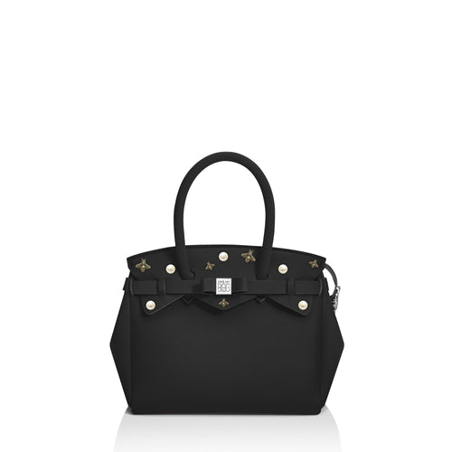 Black label petite miss* Monaco/black/bee/pearls