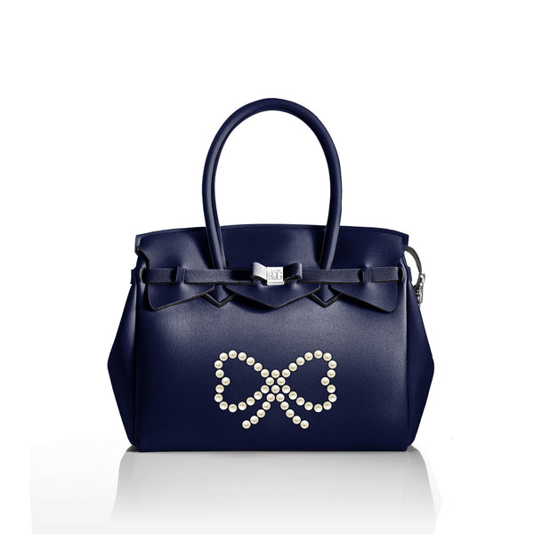 Black Label Miss* Genève/metallic dark blue