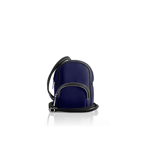 Baby*Preludio met/metallic dark blue