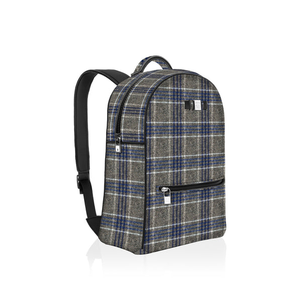 Backpack*Plaid