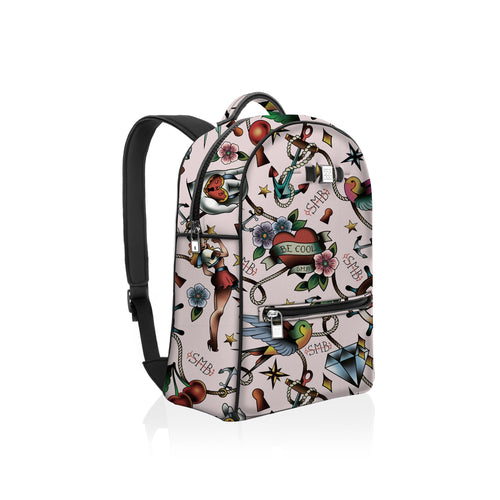 Backpack*Tattoo Cipria