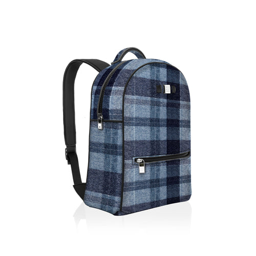 Backpack*Wool blue