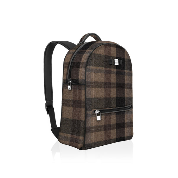 Backpack*Wool brown