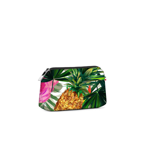 Small travel pouch* TROPICAL