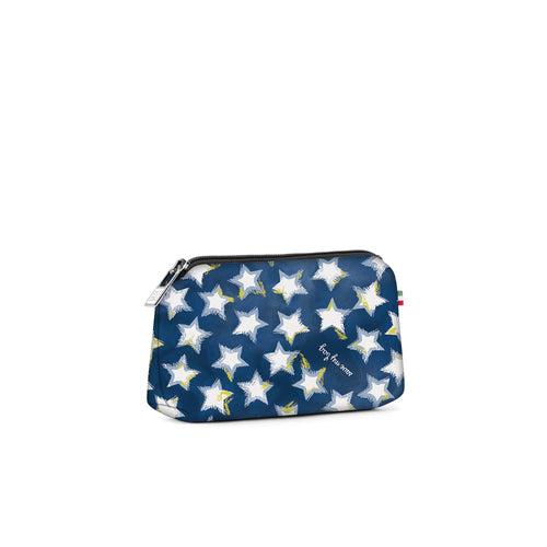 Small travel pouch* STARS