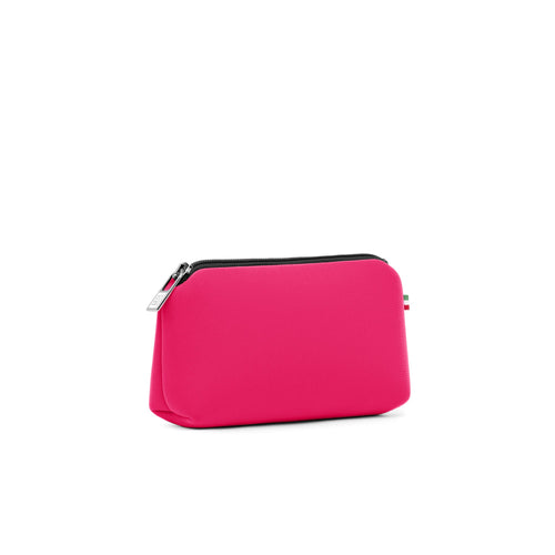 🔥Outlet🔥 Small travel pouch* BLOGGER/NEON FUCHSIA