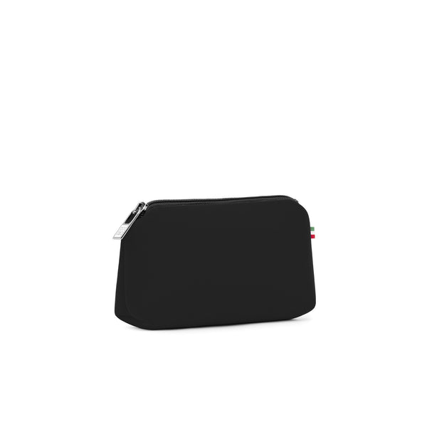 Small travel pouch* NERO/BLACK