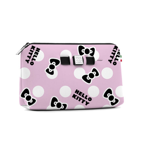 Travel Pouch Medium *Hello Kitty Pois