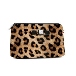 Travel Pouch Medium *Leopard