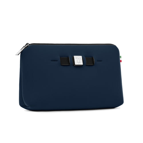 Medium travel pouch* BALENA/DENIM BLUE