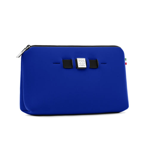 Medium travel pouch* DODGERS/COBALT BLUE
