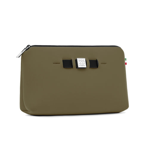 Medium travel pouch* FANGO/TAUPE