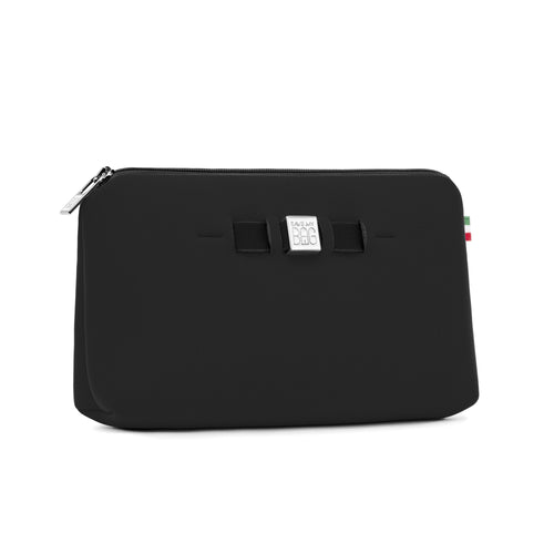 Medium travel pouch* NERO/BLACK