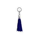 Jellyfish keychain*Velvet dark blue