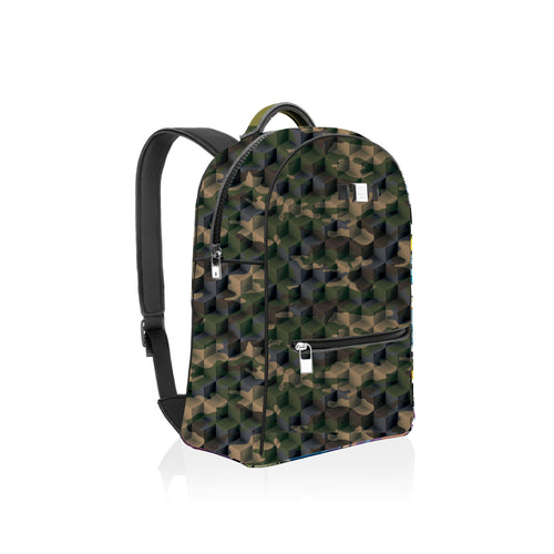 Backpack*Camouflage green