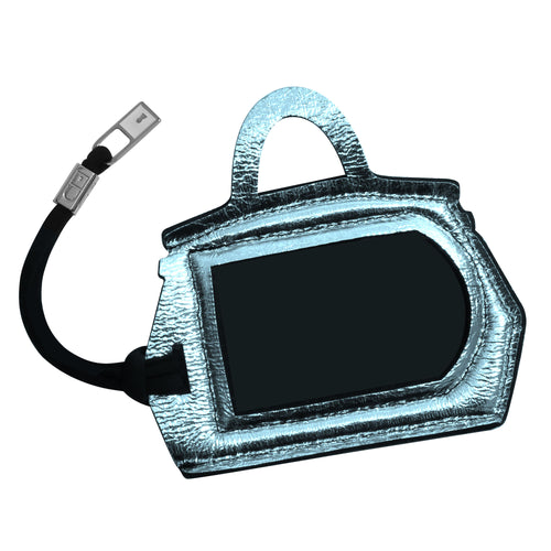 BAG TAG* Luna Blue