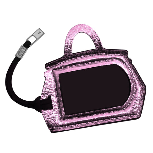 BAG TAG* Luna Pink