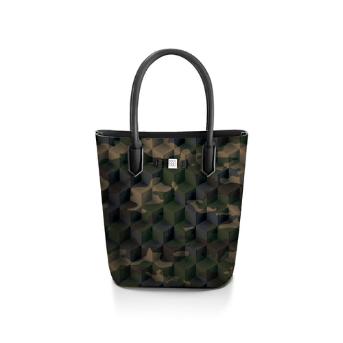 Popstar* Camouflage Green