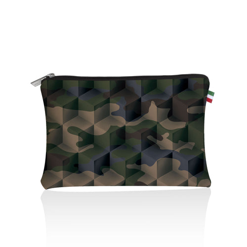 Pouch Xlight Medium* Camoflage Green