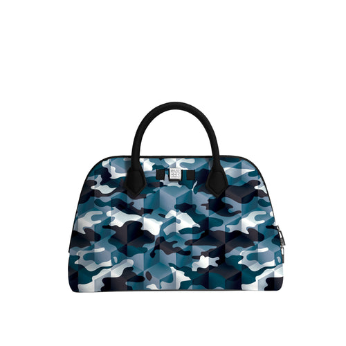 Princess Midi* Camouflage Blue