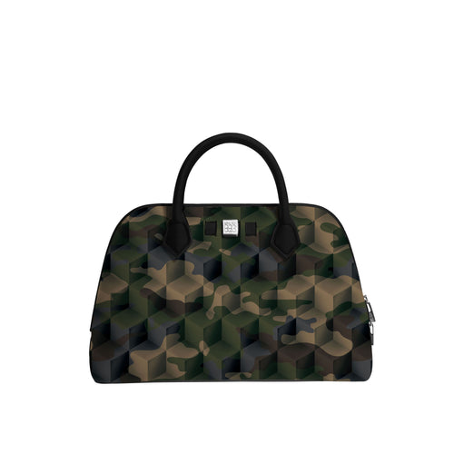 Princess Midi* Camouflage Green