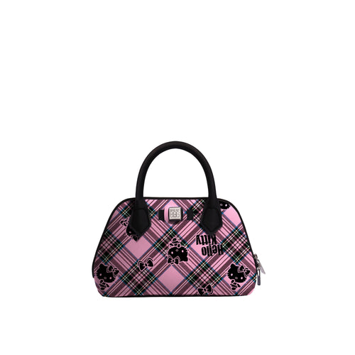 Princess Mini* Hello Kitty Tartan