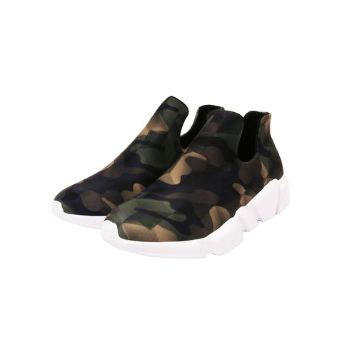 Sneakers* Camouflage Green #36
