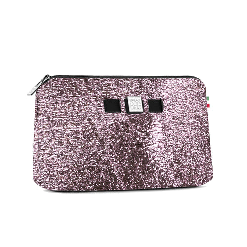 Medium Travel Pouch* Luna Pink
