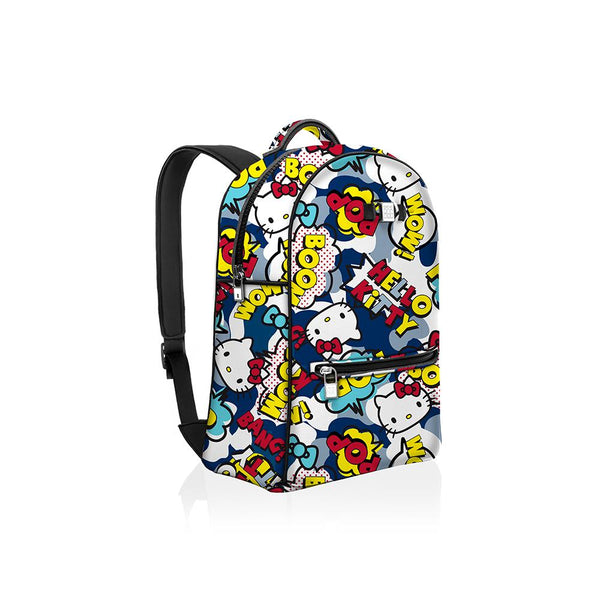 Backpack*Comics Blue