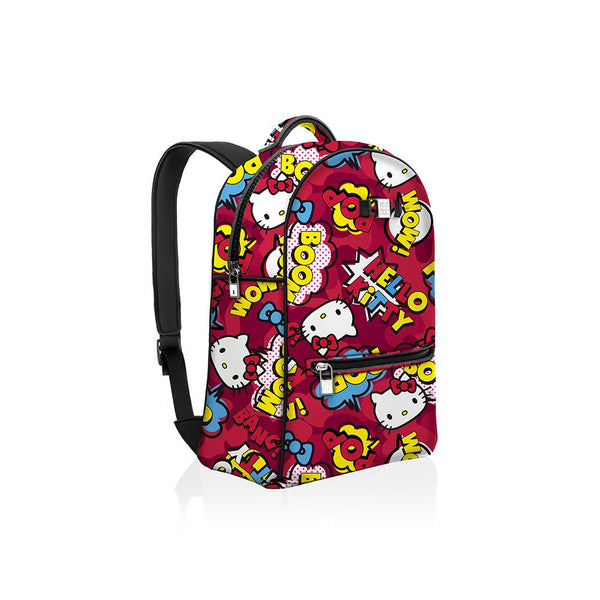 Backpack*Comics Red