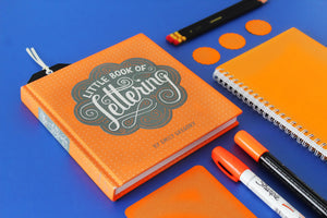 #BuenasLecturas: The Little Book of Lettering