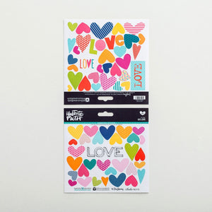 Cardstock Stickers Illustrates Faith