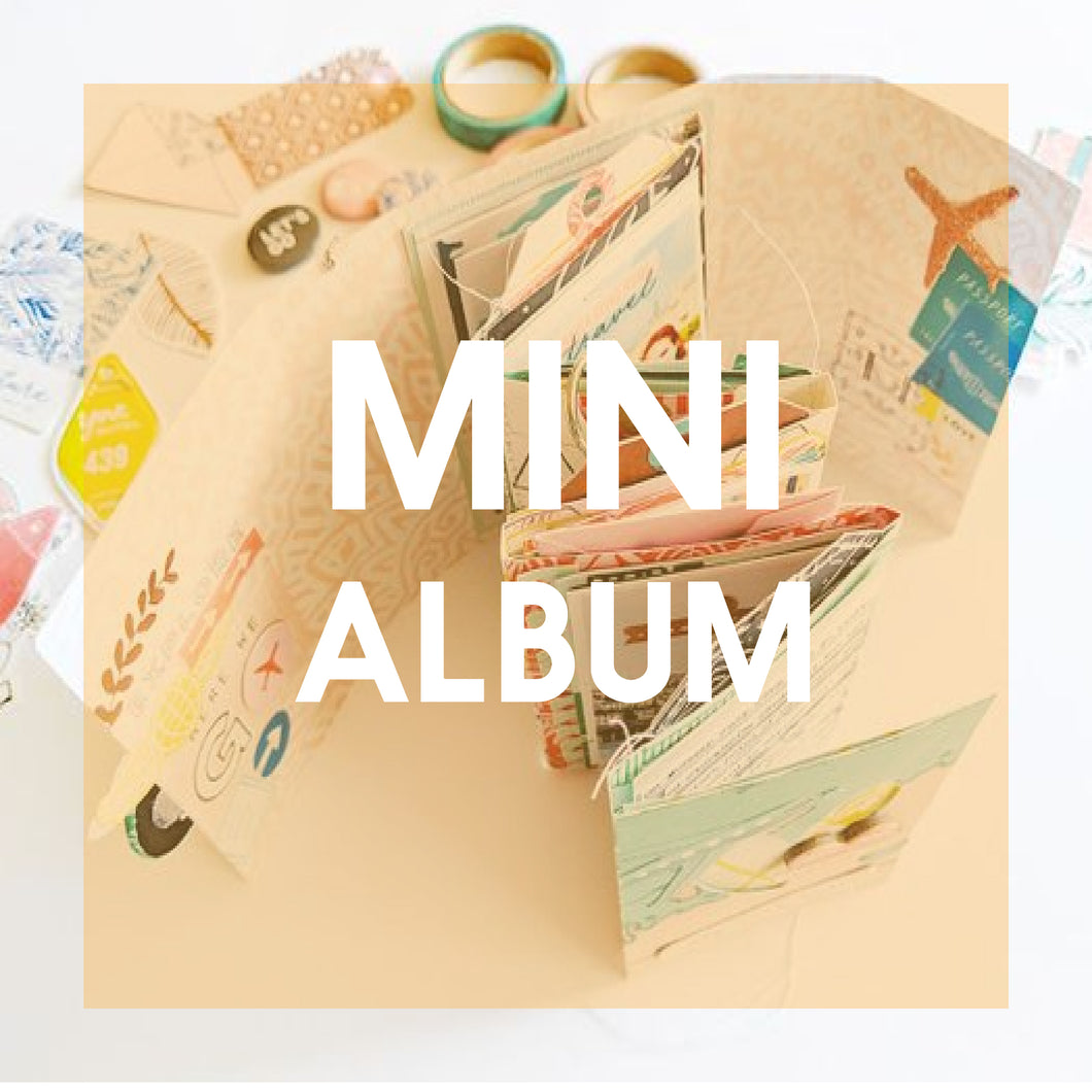 Mini Album Dume